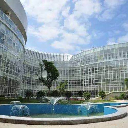 桂林电子科大商业区建设
