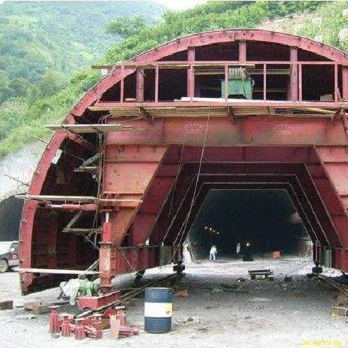 隧道钢模板